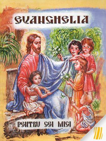 Evanghelia pentru cei mici
