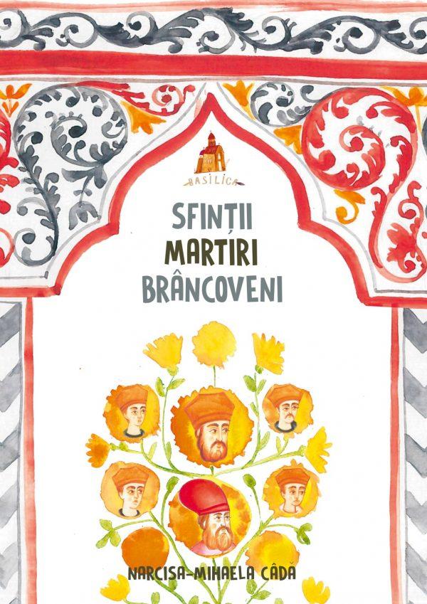 Sfinții Martiri Brâncoveni (carte pentru copii)