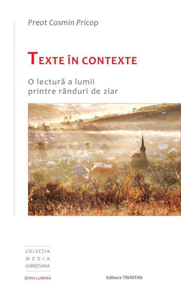 Texte în contexte: o lectură a lumii printre rânduri de ziar