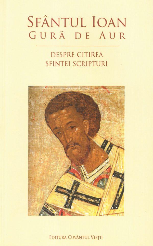 Despre citirea Sfintei Scripturi