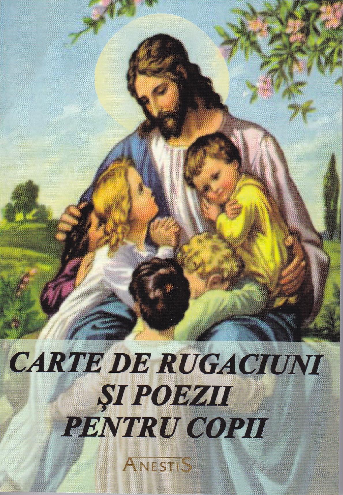 Carte de rugăciuni și poezii pentru copii