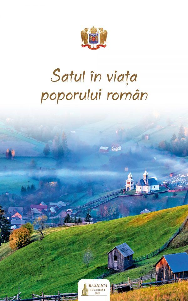 Satul în viața poporului român