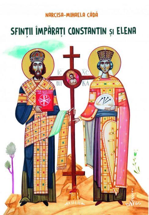 Sfinții Împărați Constantin și Elena ed  2020(carte pentru copii)