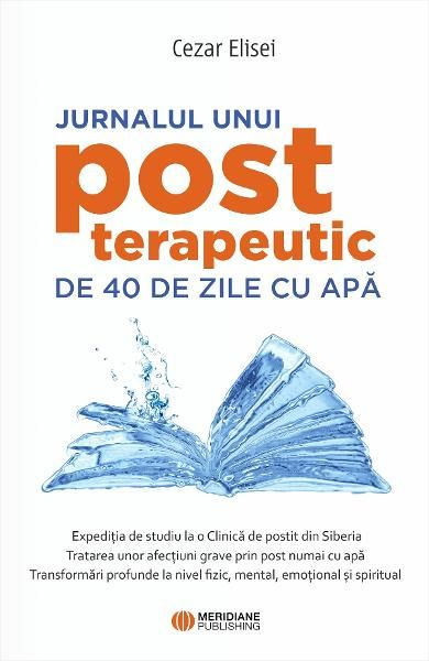 Jurnalul unui post terapeutic cu apă