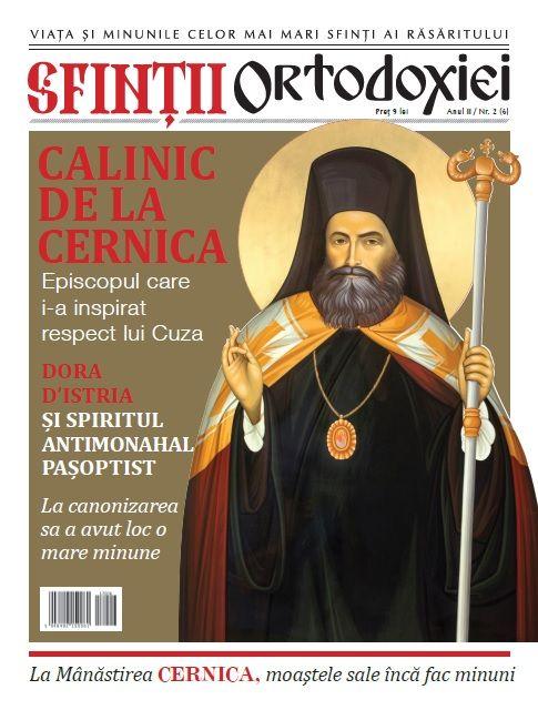 Sfinţii ortodoxiei Nr 6- Sfântul Calinic de la Cernica