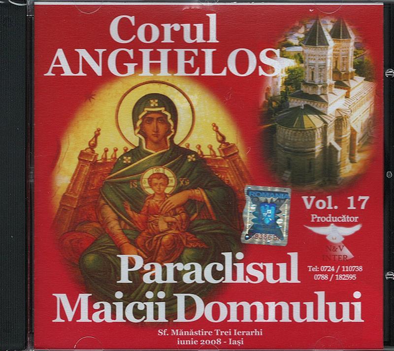 CD- Paraclisul Maicii Domnului