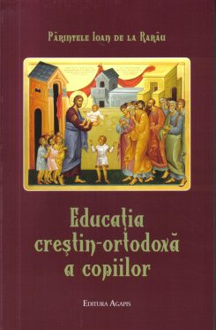 Educatia crestin – ortodoxa a copiilor