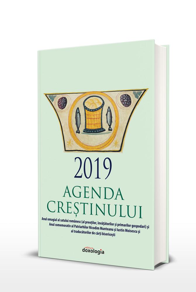 Agenda creștinului 2019