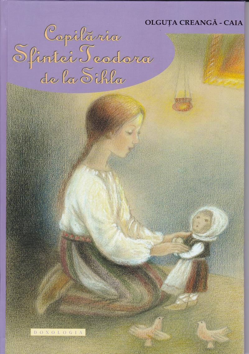 Copilaria Sfintei Teodora de la Sihla