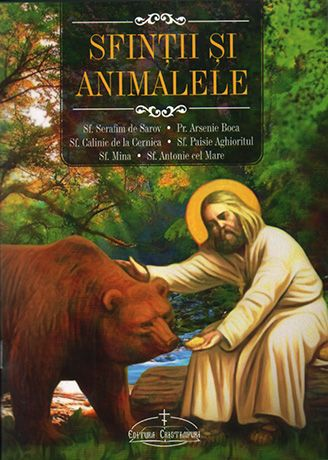 Sfinţii şi animalele