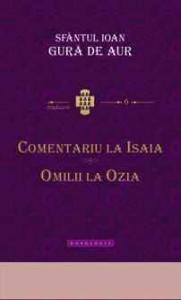 Comentariu la Isaia Omilii la Ozia