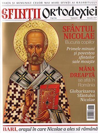 Sfinţii ortodoxiei Nr 3- Sfântul Nicolae