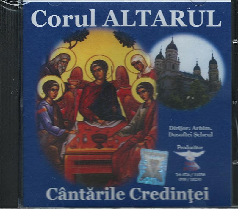 CD- Cântările credinței