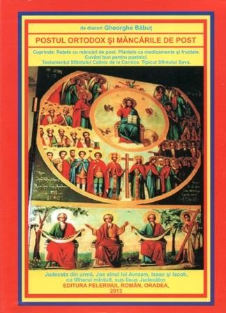 Postul ortodox şi mâncările de post