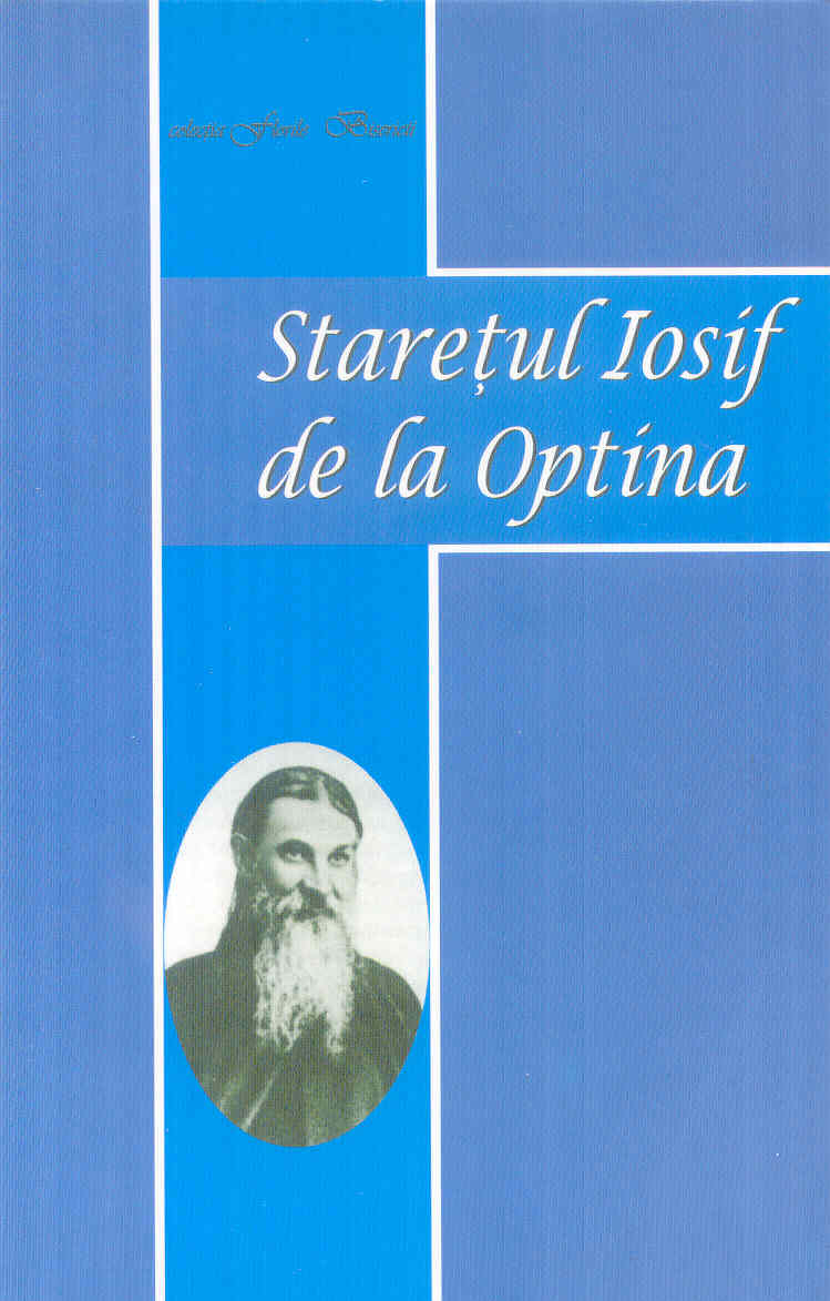 Starețul Iosif de la Optina