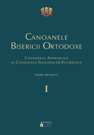 Canoanele Bisericii Ortodoxe - editie bilingva - set 3 volume