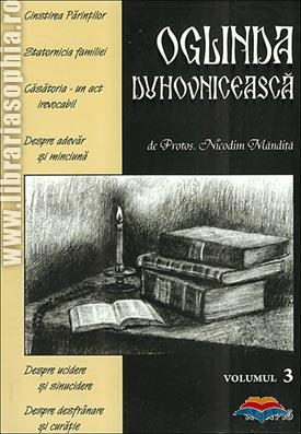 Oglinda duhovniceasca - Vol. 3