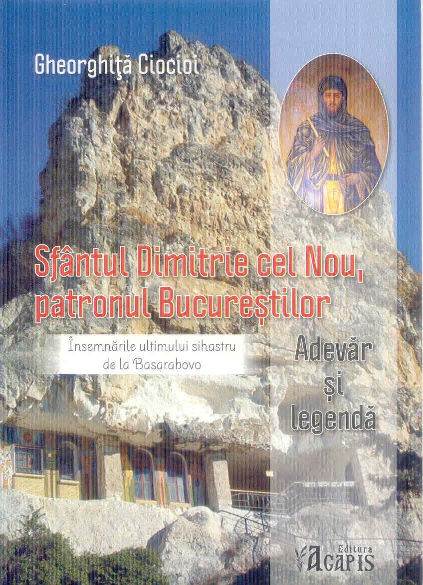 Sf Dimitrie cel Nou, patronul Bucurestilor