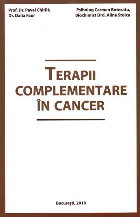 Terapii complementare în cancer