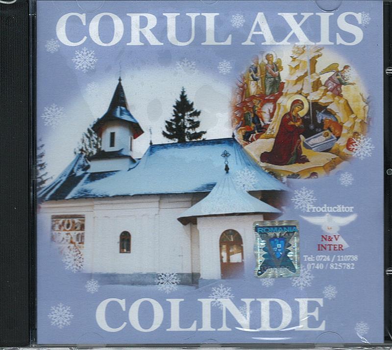 CD- Corul Axis. Colinde