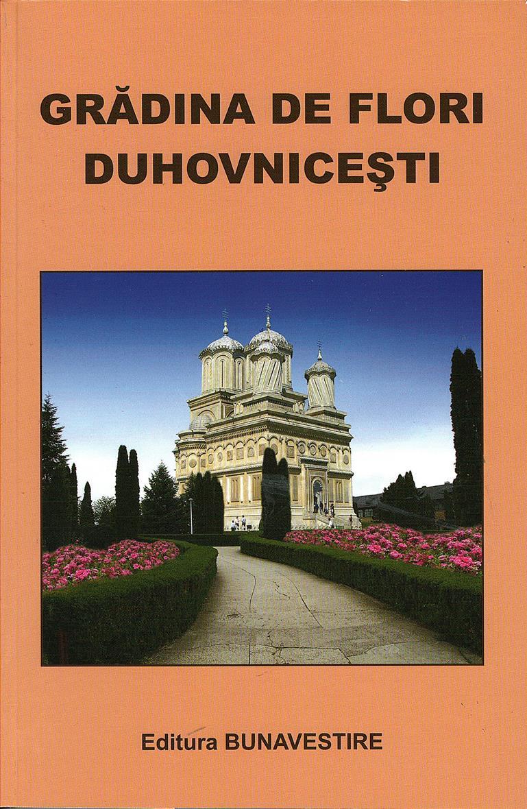 Gradina de flori duhovnicesti