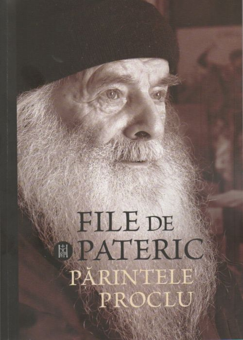 File de pateric vol1. Părintele Proclu