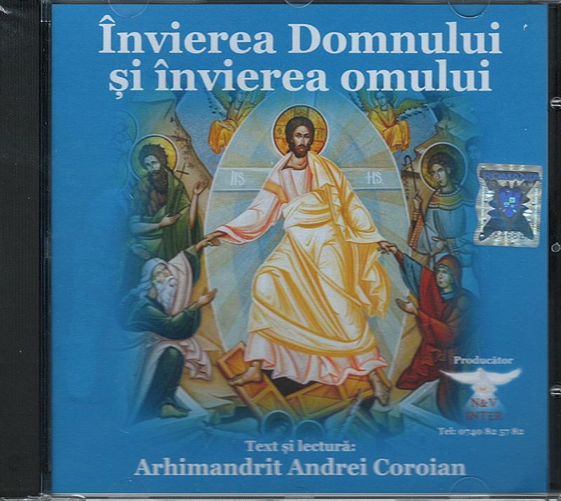 CD- Învierea Domnului și învierea omului