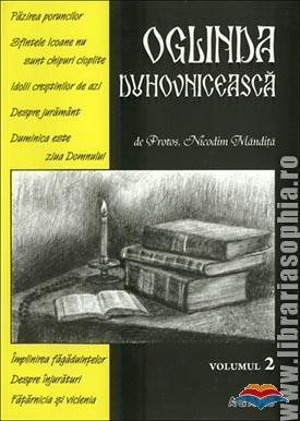 Oglinda Duhovniceasca vol 2