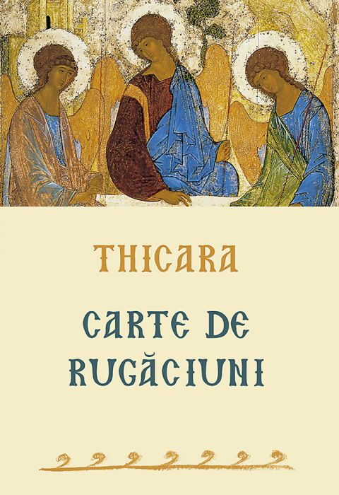 Thicara. Carte de rugăciuni