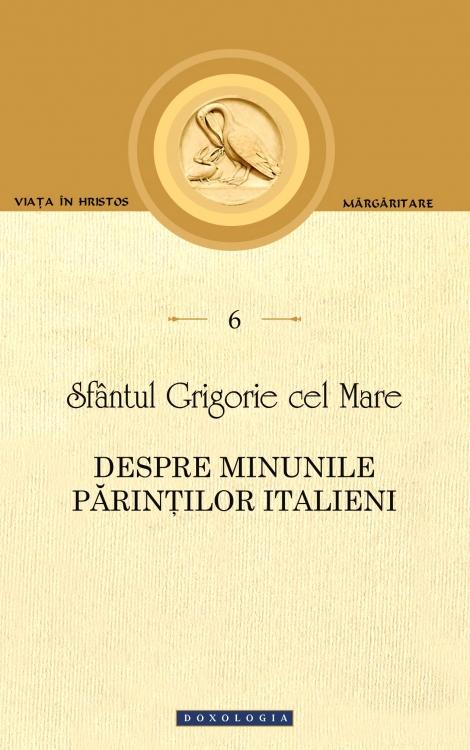 Despre minunile Părinților italieni