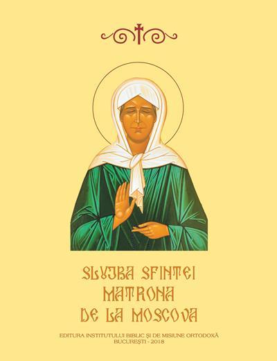 Slujba Sfintei Matrona de la Moscova
