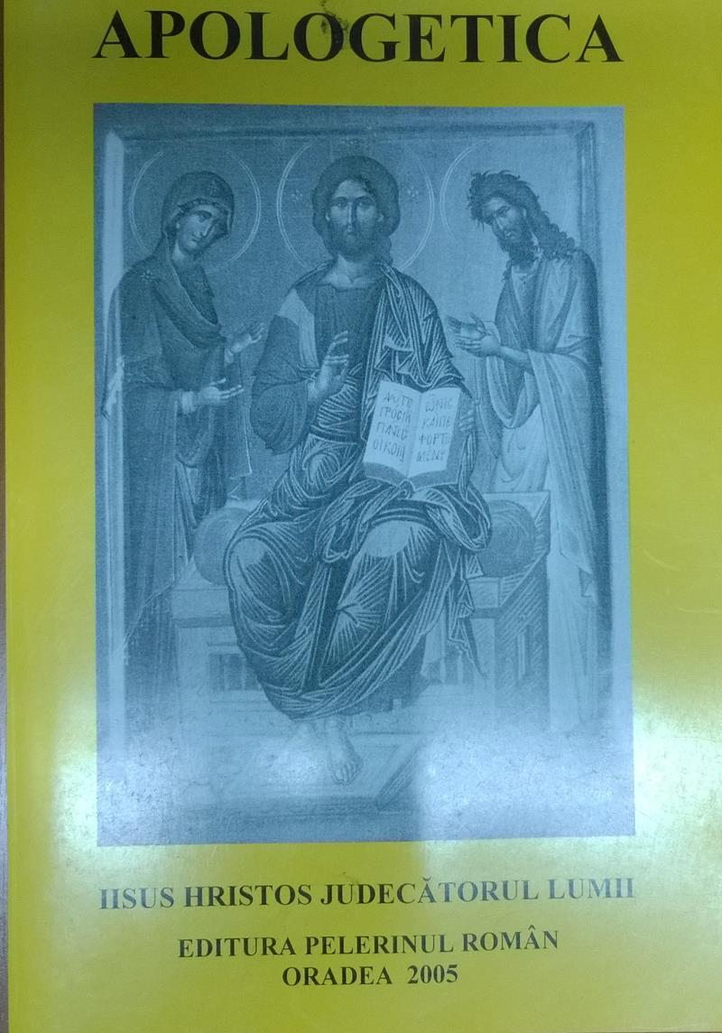 Apologetica sau apararea religiei (Vol. 1 si Vol. 2)