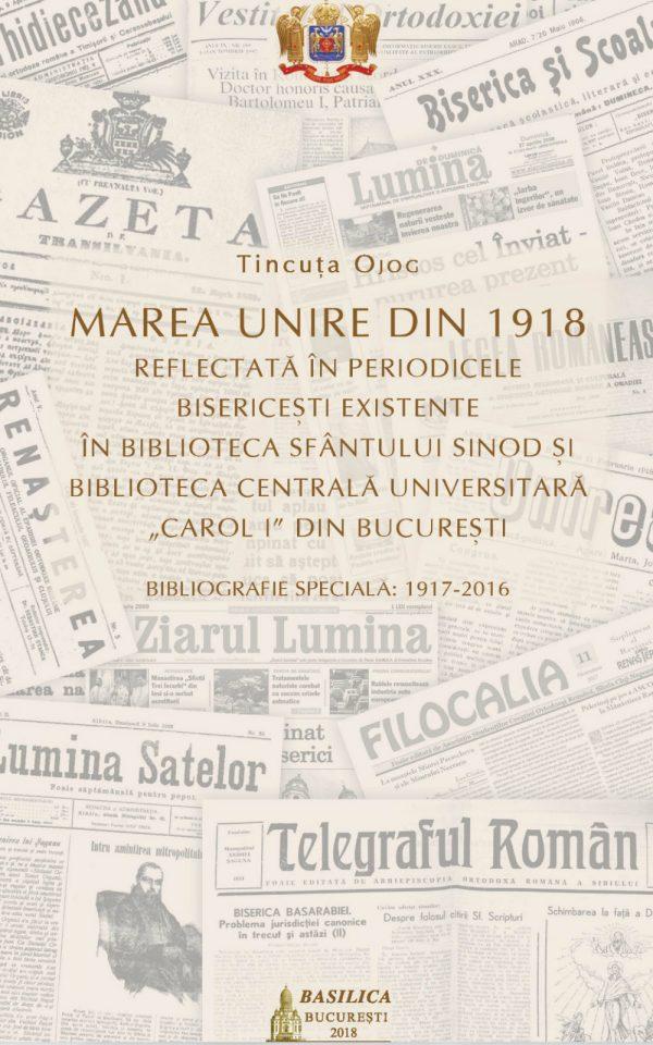 Marea Unire din 1918 reflectată în perioadele bisericeşti