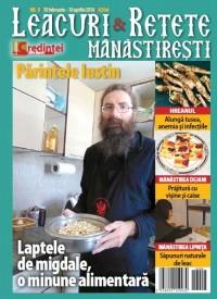 Leacuri și rețete mănăstirești Nr. 8 (februarie- aprilie 2016)