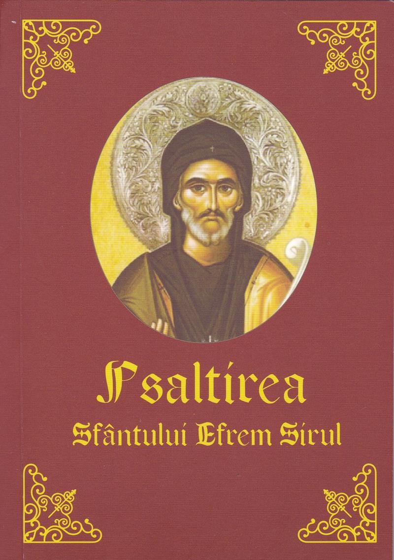 Psaltirea Sfantului Efrem Sirul