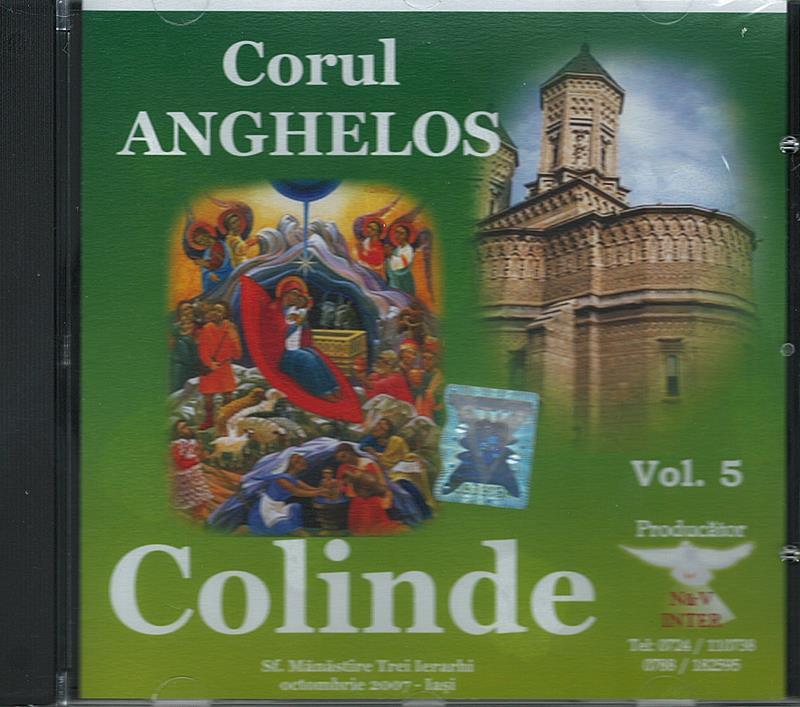 CD- Colinde vol 5