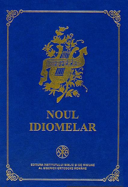 Noul Idiomelar - IBMBOR