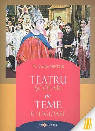 Teatru şcolar pe teme religioase