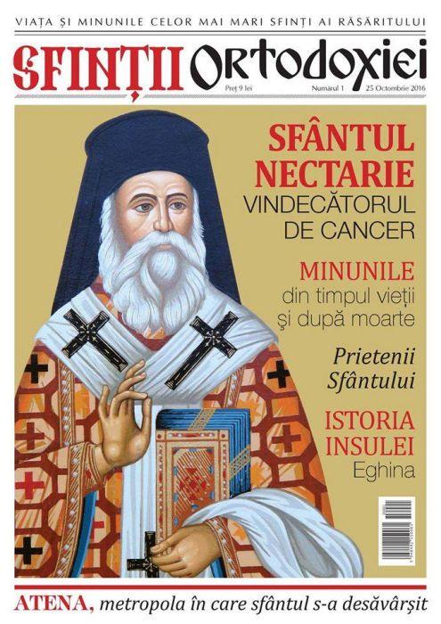 Sfinţii ortodoxiei Nr 1- Sfântul Nectarie