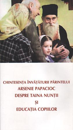 Despre Taina Nunţii şi educaţia copiilor