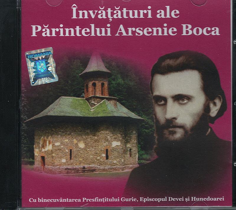 CD- Învățături ale Părintelui Arsenie Boca