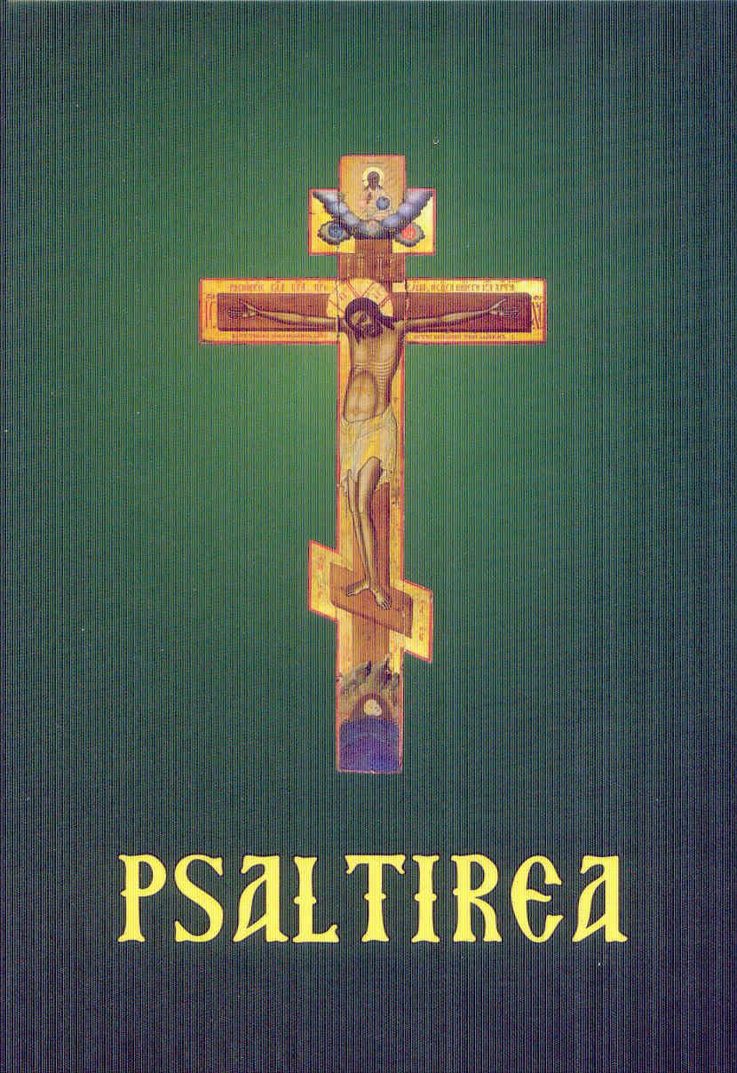 Psaltirea Proorocului si Imparatului David (scris mare)