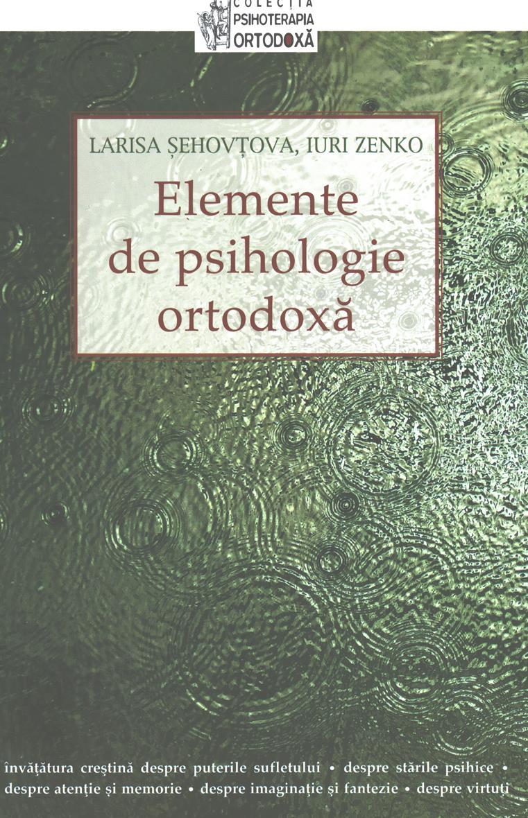 Elemente de psihologie ortodoxa