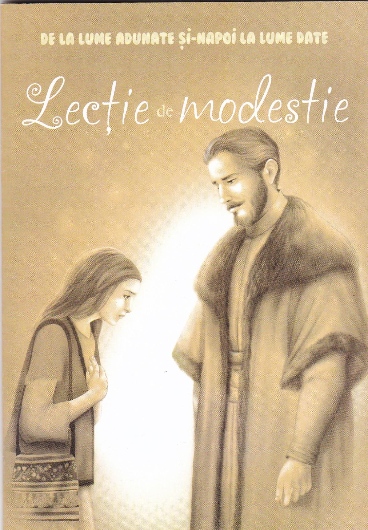 Lecție de modestie. De la lume adunate si-napoi la lume date