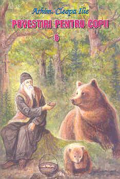 Povestiri pentru copii – vol.6 – Arhim. Cleopa Ilie