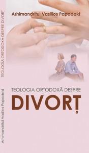 Teologia ortodoxă despre divorţ