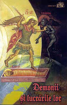 Demonii şi lucrările lor – Învăţătura Bisericii şi o culegere de povestiri despre duhurile rele