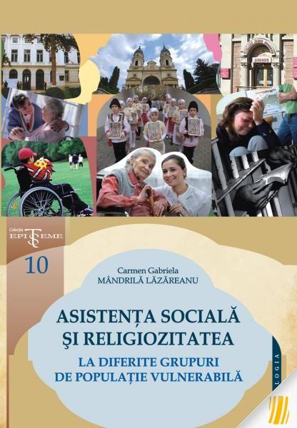 Asistența socială și religiozitatea la diferite grupuri de populație vulnerabilă