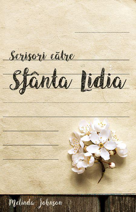 Scrisori către Sfânta Lidia