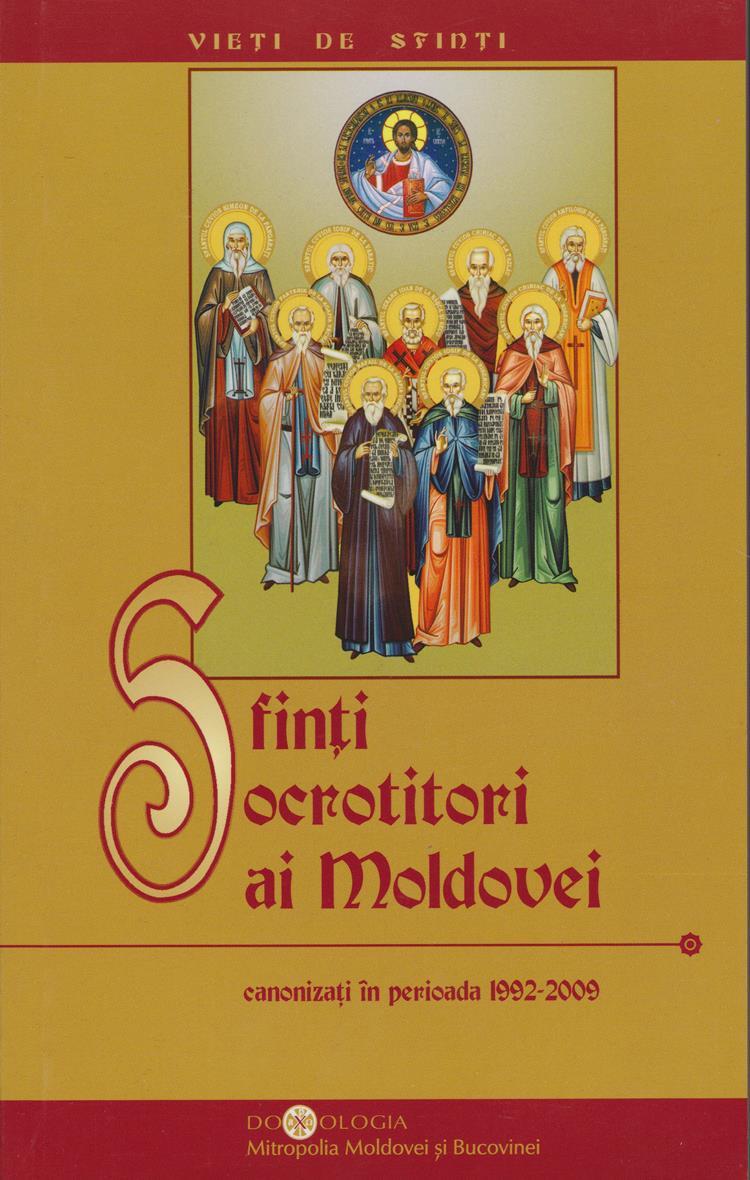Sfinti ocrotitori ai Moldovei canonizati in perioada 1992-2009